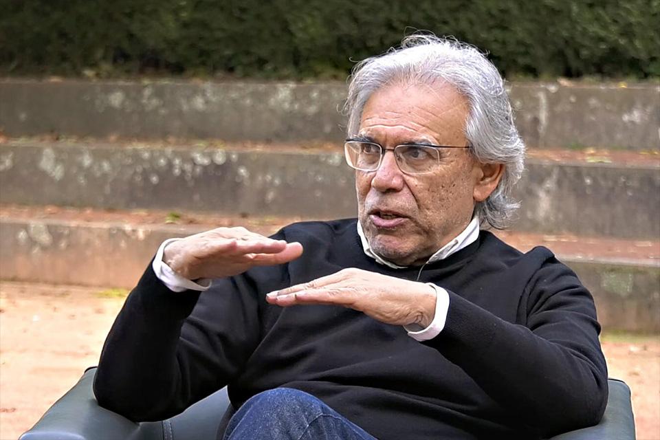 Professor Júlio Machado Vaz